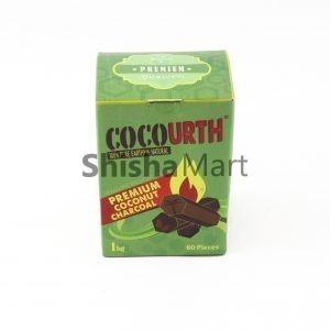 CocoUrth Coconut Charcoal