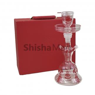 Al fakher glass hookah