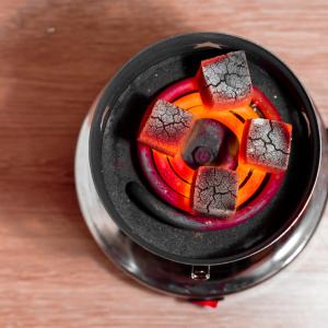Hookah Charcoal Burners