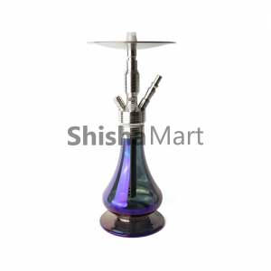 Dschinni Clyde Purple Rain Hookah