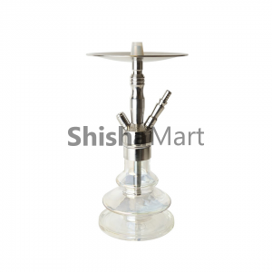 Dschinni Junior Chrome Flig Flag Hookah