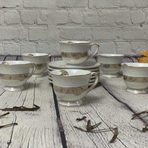 Versace Ceramic Coffee Set