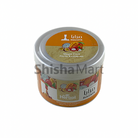Mazaya Herbal Flavours