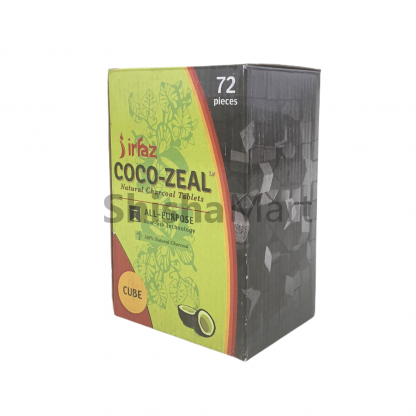 Coco-Zeal Natural Charcoal
