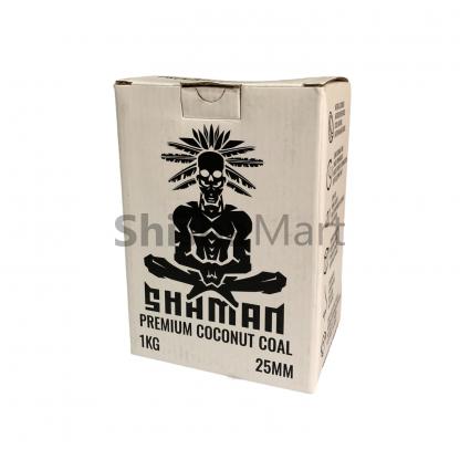 Shaman Coconut Charcoal